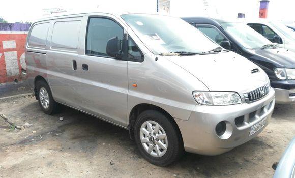 Utilitaire à vendre Hyundai H200 Gris - Kinshasa - Kalamu