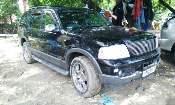 Voiture à vendre Ford Explorer Noir - Kinshasa - Kalamu