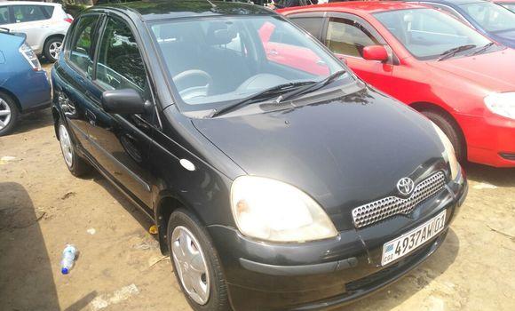 Voiture à vendre Toyota Vitz Noir - Kinshasa - Kalamu