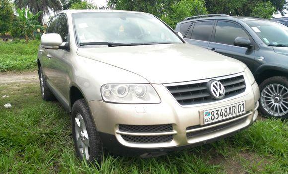 Voiture à vendre Volkswagen Touareg Autre - Kinshasa - Limete