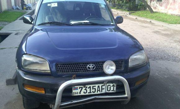 Voiture à vendre Toyota RAV4 Bleu - Kinshasa - Limete