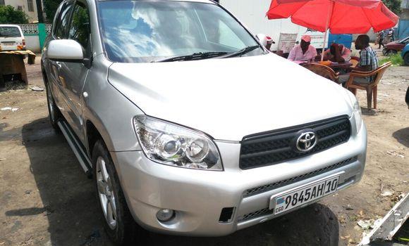 Voiture à vendre Toyota RAV4 Gris - Kinshasa - Limete