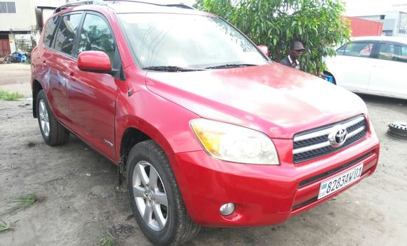Voiture à vendre Toyota RAV4 Rouge - Kinshasa - Limete