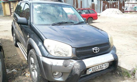 Voiture à vendre Toyota RAV4 Gris - Kinshasa - Lemba