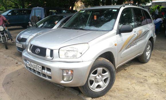Voiture à vendre Toyota RAV4 Gris - Kinshasa - Kasa Vubu