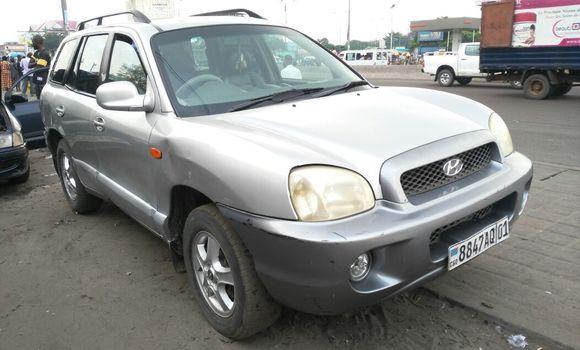 Voiture à vendre Hyundai Santa Fe Gris - Kinshasa - Masina