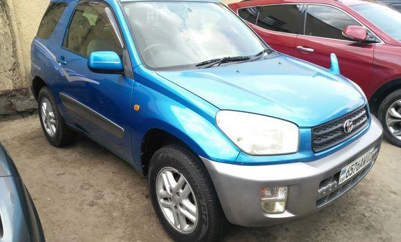Voiture à vendre Toyota RAV4 Bleu - Kinshasa - Bandalungwa
