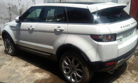 Voiture à vendre Land Rover Range Rover Evoque Blanc - Kinshasa - Bandalungwa