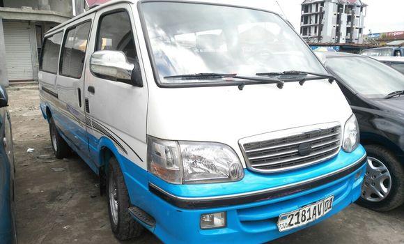 Voiture à vendre Jinbei Haise Blanc - Kinshasa - Kinshasa