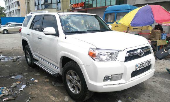 Voiture à vendre Toyota 4Runner Blanc - Kinshasa - Kinshasa