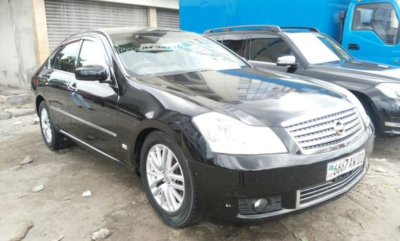 Voiture à vendre Nissan Fuga Noir - Kinshasa - Kinshasa