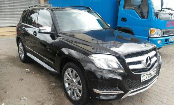 Voiture à vendre Mercedes Benz GLK-Class Noir - Kinshasa - Kinshasa