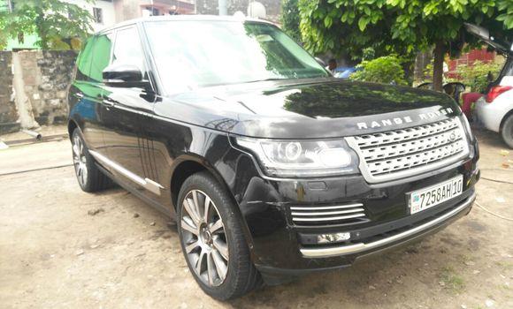 Voiture à vendre Land Rover Range Rover Vogue Noir - Kinshasa - Bandalungwa