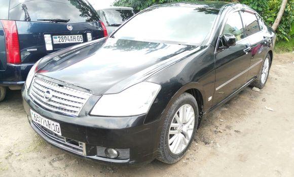 Voiture à vendre Nissan Fuga Noir - Kinshasa - Bandalungwa