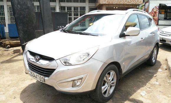 Voiture à vendre Hyundai ix35 Gris - Kinshasa - Bandalungwa