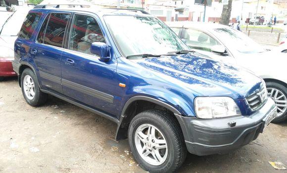 Voiture à vendre Honda CR-V Bleu - Kinshasa - Bandalungwa