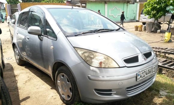Voiture à vendre Mitsubishi Colt Gris - Kinshasa - Bandalungwa