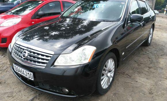 Voiture à vendre Nissan Fuga Noir - Kinshasa - Limete