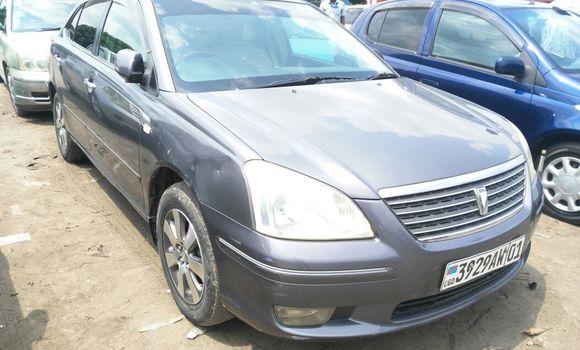 Voiture à vendre Toyota Premio Gris - Kinshasa - Kalamu