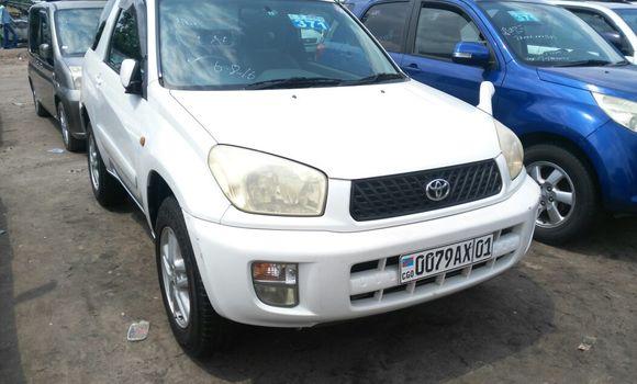 Voiture à vendre Toyota RAV4 Blanc - Kinshasa - Kalamu