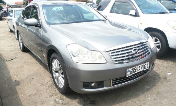 Voiture à vendre Nissan Fuga Gris - Kinshasa - Kalamu