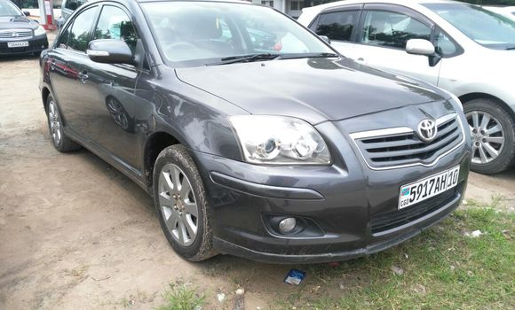 Voiture à vendre Toyota Avensis Gris - Kinshasa - Limete