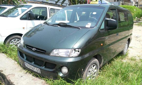 Utilitaire à vendre Hyundai H100 Vert - Kinshasa - Limete