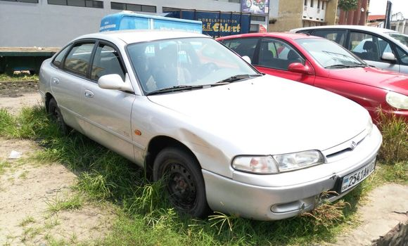Voiture à vendre Mazda 626 Gris - Kinshasa - Limete