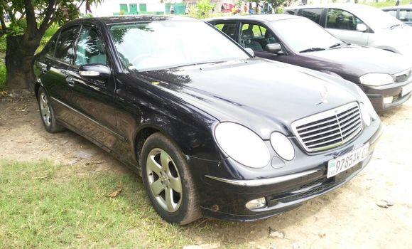 Voiture à vendre Mercedes Benz CLK-Class Bleu - Kinshasa - Limete
