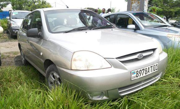 Voiture à vendre Kia Rio Gris - Kinshasa - Limete