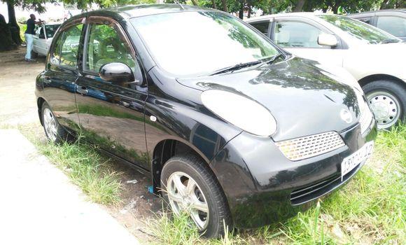 Voiture à vendre Nissan March Noir - Kinshasa - Limete