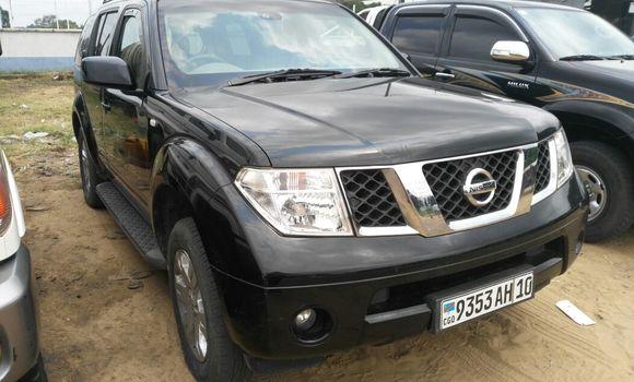 Voiture à vendre Nissan Pathfinder Noir - Kinshasa - Kalamu