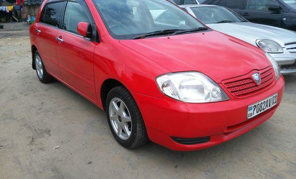 Voiture à vendre Toyota Allex Rouge - Kinshasa - Kalamu
