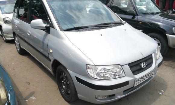 Voiture à vendre Hyundai Matrix Gris - Kinshasa - Kalamu