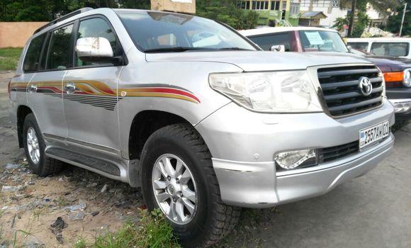 Voiture à vendre Toyota Land Cruiser Gris - Kinshasa - Ngaliema