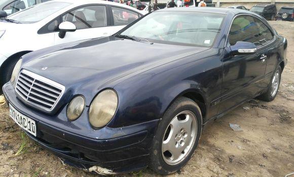 Voiture à vendre Mercedes Benz CLK-Class Bleu - Kinshasa - Ngaliema