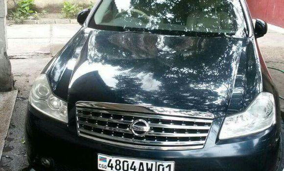 Voiture à vendre Nissan Fuga Bleu - Kinshasa - Kinshasa