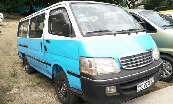 Voiture à vendre Toyota Hiace Bleu - Kinshasa - Lemba