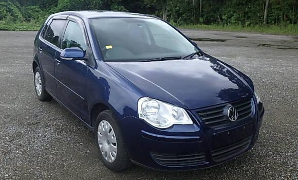 Voiture à vendre Volkswagen Polo Bleu - Kinshasa - Bandalungwa