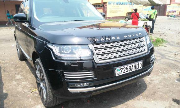 Voiture à vendre Land Rover Range Rover Vogue Noir - Kinshasa - Kasa Vubu