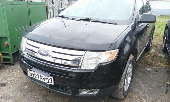 Voiture à vendre Ford Edge Noir - Kinshasa - Kalamu