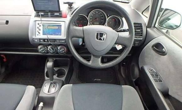 Voiture à vendre Honda Fit Gris - Kinshasa - Bandalungwa