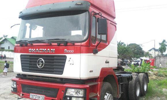 Utilitaire à vendre Shacman 420 Rouge - Kinshasa - Limete