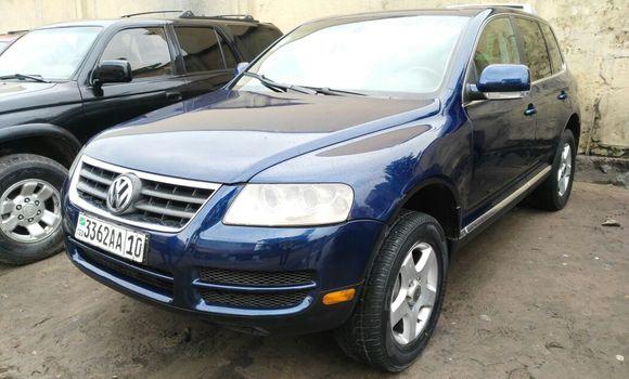 Voiture à vendre Volkswagen Touareg Bleu - Kinshasa - Bandalungwa