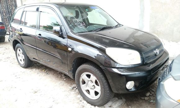 voiture vendre toyota rav4 noir kinshasa kinshasa. Black Bedroom Furniture Sets. Home Design Ideas