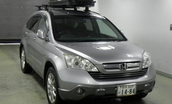 Voiture à vendre Honda CR-V Gris - Kinshasa - Bandalungwa