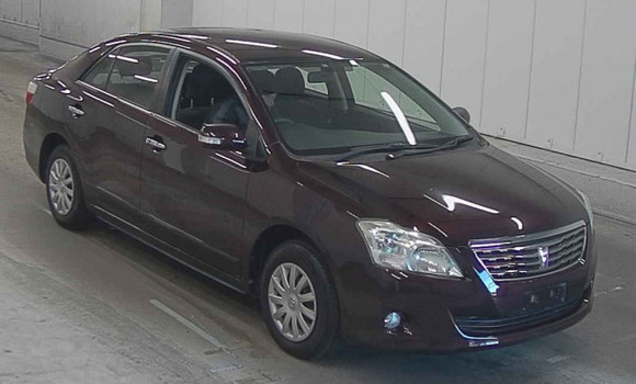 Voiture à vendre Toyota Premio Autre - Kinshasa - Bandalungwa
