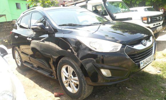 Voiture à vendre Hyundai ix35 Noir - Kinshasa - Bandalungwa