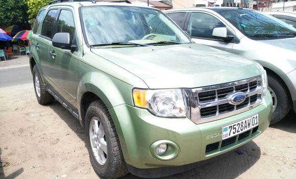 Voiture à vendre Ford Escape Vert - Kinshasa - Bandalungwa