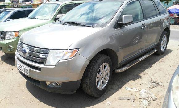 Voiture à vendre Ford Edge Gris - Kinshasa - Bandalungwa
